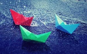 Paper-Boats-Rain